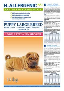 hallergenic dog puppy
